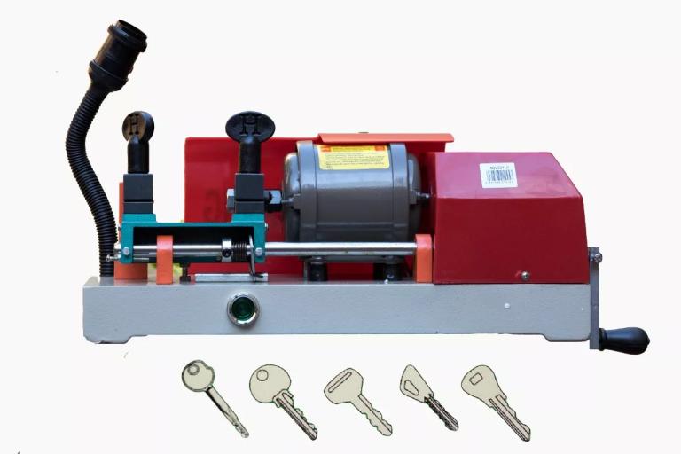 Máquina Duplicadora de llaves Manual