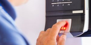 chapa biometrica cerradura huella digital cerradura huella dactilar