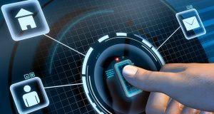 chapa con huella digital cerraduras biometricas precios